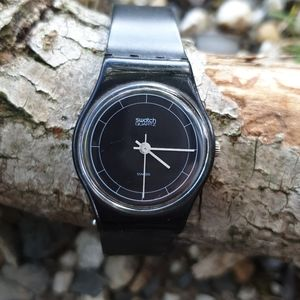 Swatch Original 1984 High Tech Ladies watch